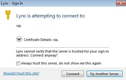 External DNS and Certificates Planning for Lync 2010 as Hosting Service