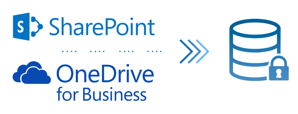Backup SharePoint Online and OneDrive