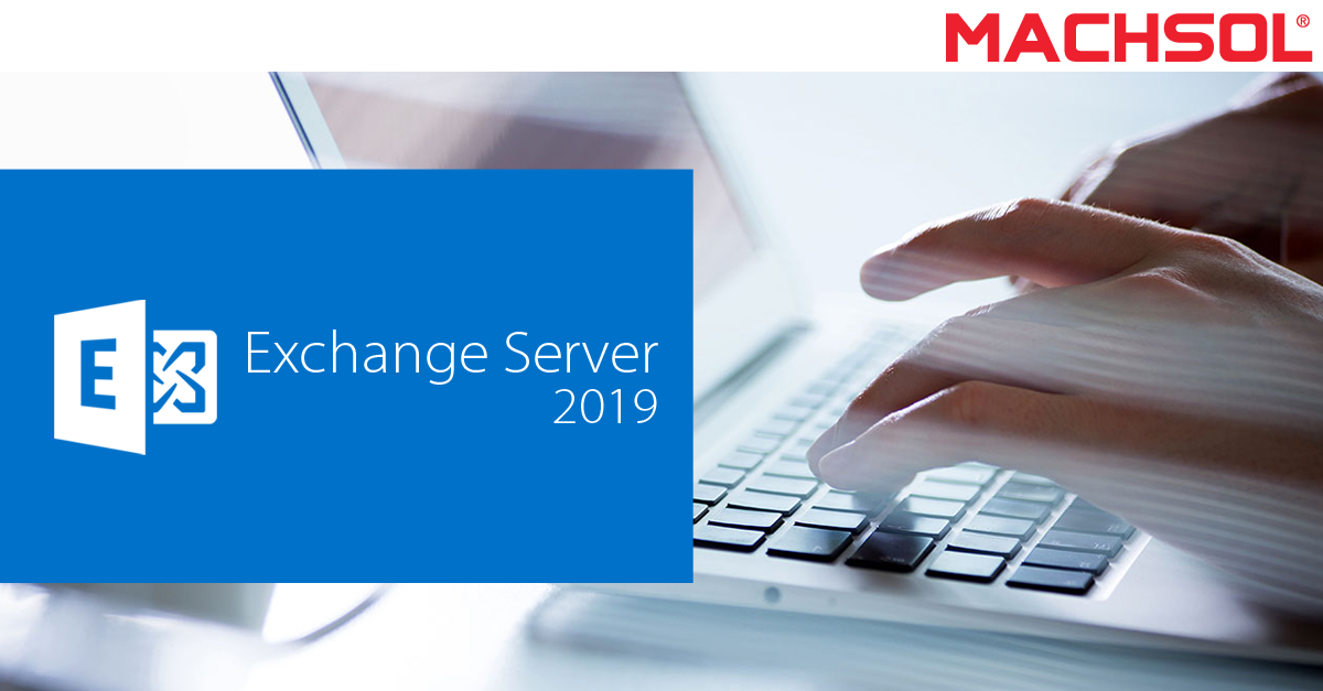 exchange server 2019 announced