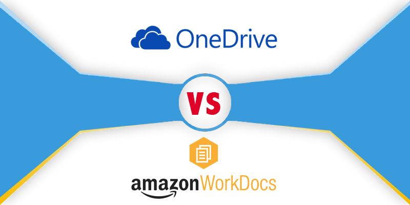 OneDrive and WorkDocs