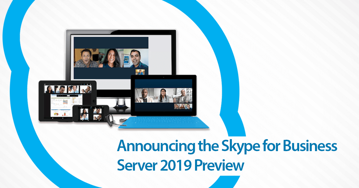 skype for business 2019